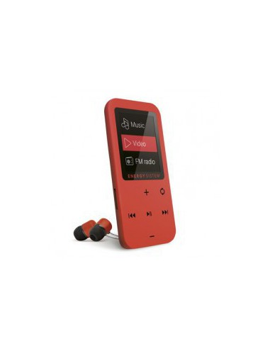 REPRODUCTOR  ENERGY MP4 TOUCH 8GB FM...